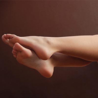 Pretty ladies foot tattoos