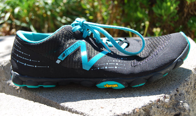 new balance minimus trail testing