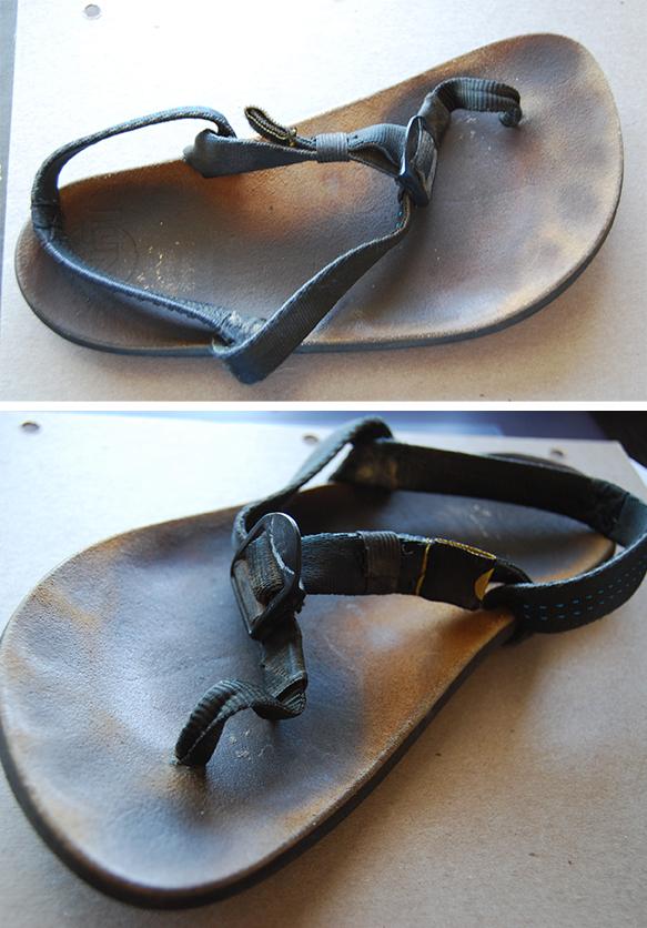 373fcf3571bd22 Review  Luna Sandals Mono with Ribbon Laces