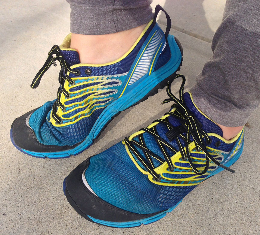 Merrell Ascend Glove Womens Trail Shoes